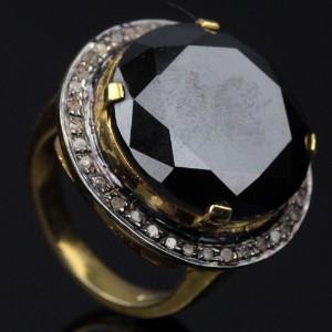 Diamant ring ca. 23.91 ct.