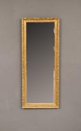Vintage spegel med guldram