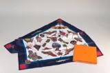 Hermés Paris - Soies Volantes - silketørklæde