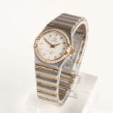 Omega Constellation, ladies watch with diamonds