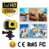 2 x 1080P Actionkamera SPORT DVR Fish Eye 135 grader