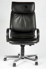 Comforto, Sessel, Bürosessel / Drehsessel, Leder