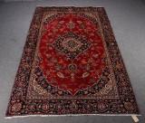 Persisk Keshan, ca. 185 x 305 cm.