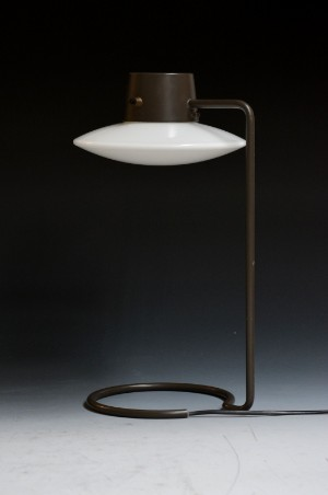 Arne Jacobsen St Catherine Oxford Table Lamp Rarely Offered For