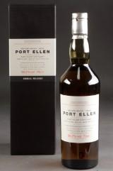 Port Ellen 4th Release, 25 years, 1978
