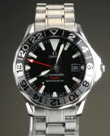 Omega Seamaster GMT Chronometer, men's watch