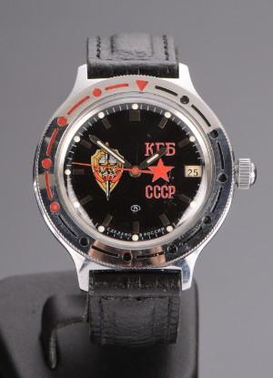 Nye og brugte herreure - Rolex, Cartier, Omega, Breitling - Russisk vintageherrearmbåndsur med ...