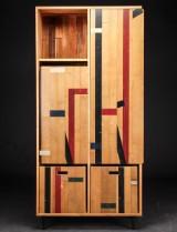 Søren Rose Studio. 'Gymnasium History Lesson' cabinet