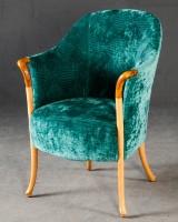 Umberto Asnago, armchair model Progetti for Giorgetti