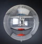 Verner Panton. Pendel, VP-Globe, Ø. 50 cm