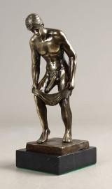 Figur, bronze
