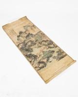 Rullebillede, formentlig Kina, begyndelsen af 1900-tallet