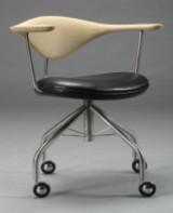 H. J. Wegner. Kontorstol, model PP502 'Swivel Chair'
