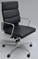 Charles Eames. Office chair with armrests, EA 219, year 2013
