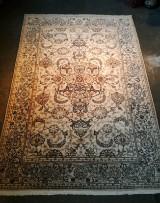 Keshan Antik, Korkwolle auf Baumwolle, ca.: 200 x 132 cm