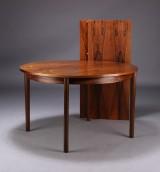 Dansk møbelproducent, spisebord, palisander