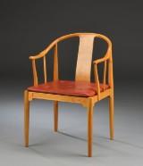 Hans J. Wegner. China chair, model FH 4283, cherry wood