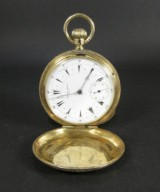 Pocket watch produced by Edward Prior