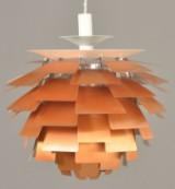 Pendant lamp, Louis Poulsen, PH Artichoke (copper) by Poul Henningsen, Ø 72 cm