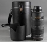 Objektiv Nikon ED 80-200/2,8