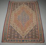 Persisk Senneh Kelim, 287 x 196 cm.