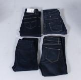 Michael Kors, Tiger, RAW denim, Jeans, storlek 25/26 (4)