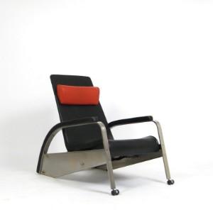 ware 3224284 jean prouve lounge sessel modell fauteuil de grand repos von tecta. Black Bedroom Furniture Sets. Home Design Ideas
