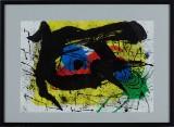 Joan Miro färglitografi