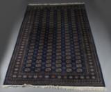 Pakistansk tæppe Bokhara mønster 305 x 218 cm