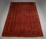 Persisk tæppe, Bokhara, uld på bomuld. 220 x 310 cm