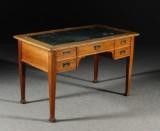 Skrivbord, ek, jugend, 1900-talets början
