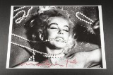Bert Stern. Marilyn Monroe portrai. 'Marilyn with Pearls'
