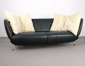 Mathias Hoffmann, large lounge sofa, model DS 102 for de Sede ...