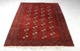 Bocchara, matta, handknuten, 132x225 cm