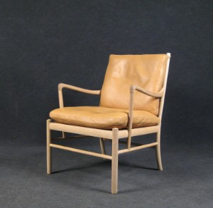 Furniture ole wanscher colonial chair pj for P jeppesen furniture