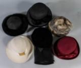 Samling hattar 1900-tal (6)