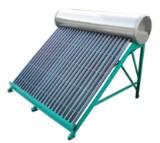 Solfanger med varmtvandsbeholder, 200 L fra