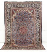 Carpet, Isfahan, Persia, signed, 308 x 206