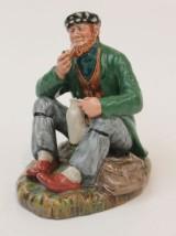 Figurin, Royal Doulton, 'The Wayfarer'