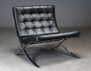 Ludwig Mies Van Der Rohe Barcelona Chair Lauritzcom