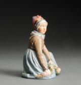 Royal Copenhagen. Juliane Marie figur nr. 12413