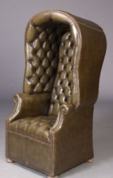 Chesterfield Porters Chair.