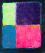 Johanna Hess, 'Jemgum', 2015, Acryl auf Leinwand