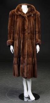 Utzon coat, scanglow mink, size approx. 40-42