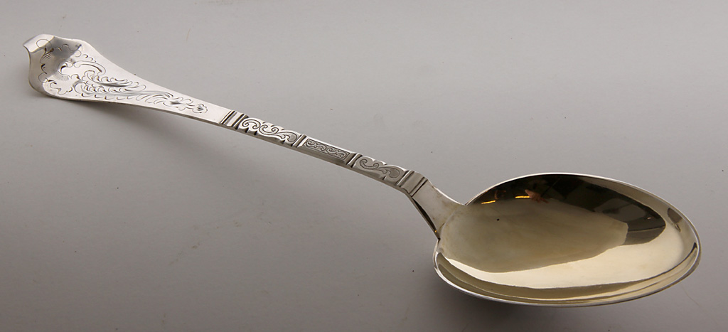 potageske i sølv