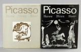 Picasso's printed graphic work, 2 vol.