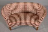 Lille bananformet sofa, 1940/1950