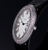 Tiffany & Co. 'Cocktail'. Ladies watch, 18 kt. white gold with diamonds, 2000s