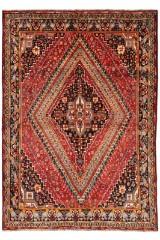 Persisk Ghashghai tæppe, 285x200 cm.