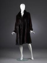 Saga Furs, mink coat, approx. size 38-40